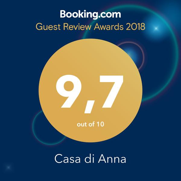 guest review awards la casa di anna pesaro